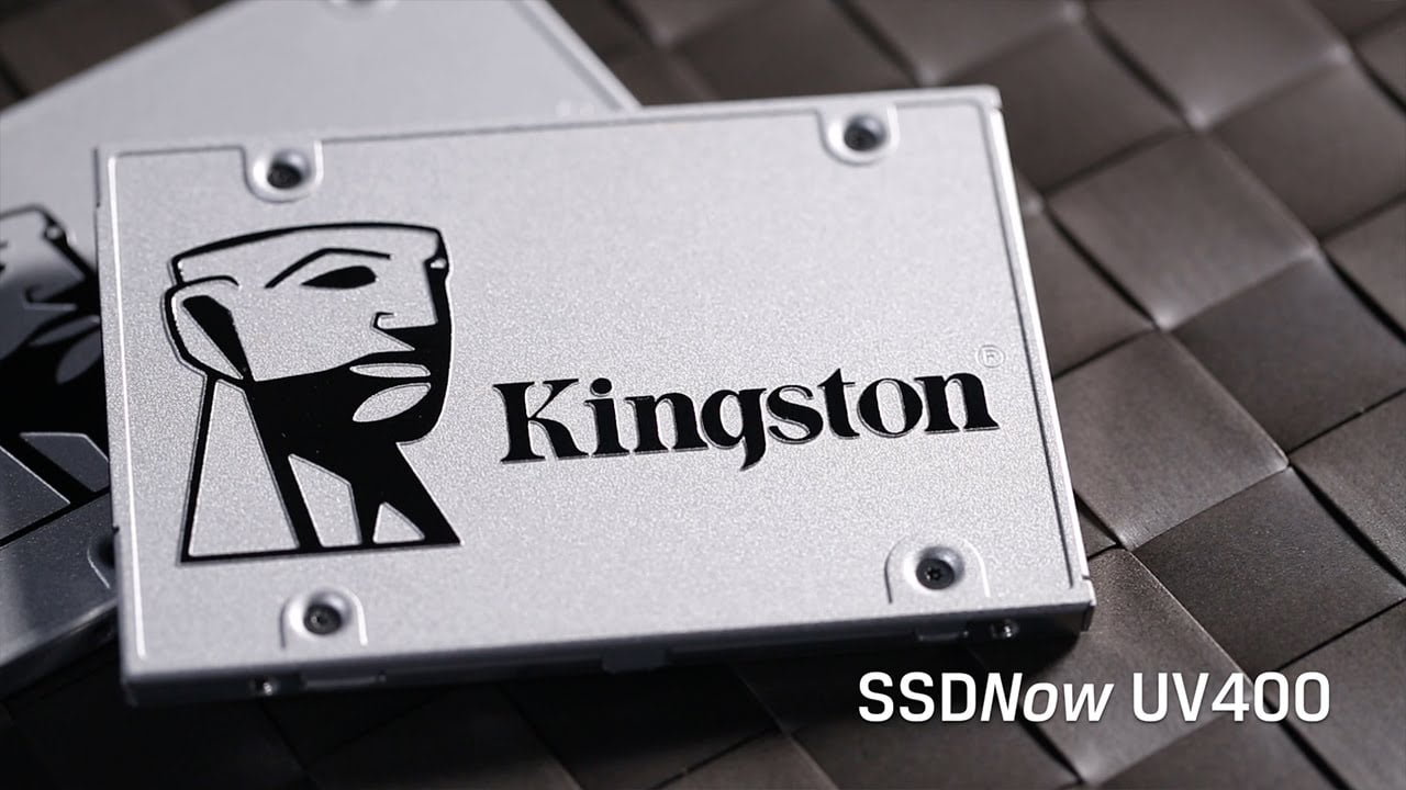 Kingston ổ cứng SSDNow UV400