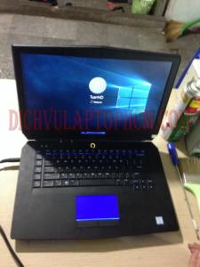 Thay Ổ Cứng Laptop Alienware 17 Gaming giá tốt, bảo hành 3 năm, 1 đổi 1
