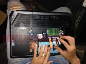 Sửa Lỗi Nguồn Laptop Alienware 17 Gaming không lên, mất nguồn