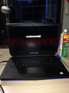 Vệ Sinh Laptop Alienware 17 Gaming Xanh Sạch Đẹp & Chuyên Nghiệp