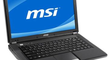 Thay màn hình laptop MSI, 1.3 Megapixel giá tốt