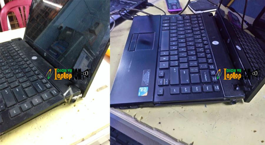 Laptop HP: Phục hồi lề laptop - Vỏ laptop