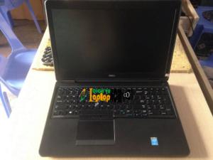 [Tân Trang Laptop] Dell Latitude 5550+Sơn+Sửa+Vệ sinh+Win