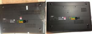 [Tân Trang Laptop] Lenovo Ideapad 300-15isk-Sơn-Sửa Vỏ-Vệ Sinh