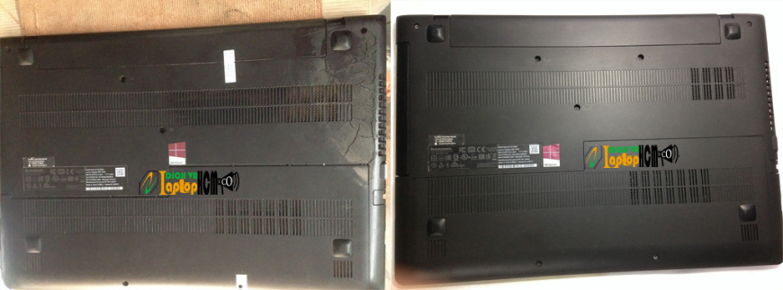 Lenovo Ideapad 300-15isk: Sơn-Sửa Vỏ Laptop