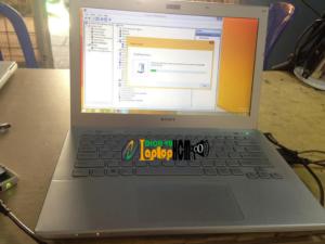 [Tân Trang Laptop] Sony svt131 Core i5 – Sơn – Vệ Sinh Máy Tính