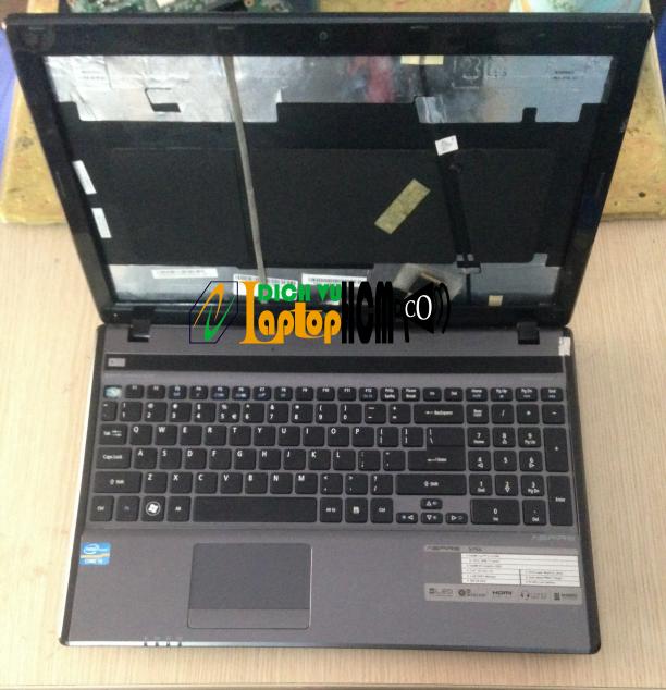 Acer Aspire 5755 Series