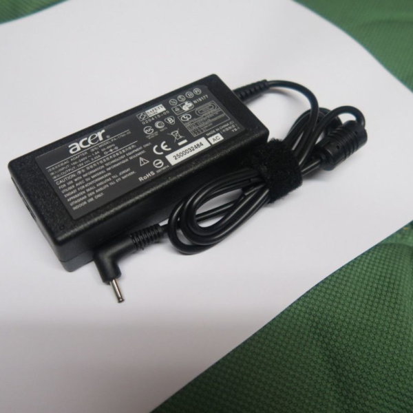 Adapter-Sạc Acer 19V-3.42A (đầu nhỏ) ultrabook