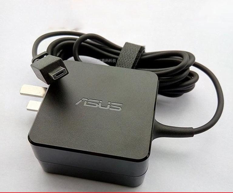 Adapter-Sạc Asus 19v-1.75a (Đầu Dẹp+Cục Vuông) X205t