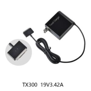 Adapter-Sạc Asus 19v-3.42a (Đầu Dẹp Lớn+Cục Vuông) Tx300