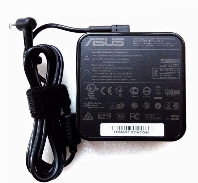 Adapter-Sạc Asus 19v-4.74a (Cục Vuông)