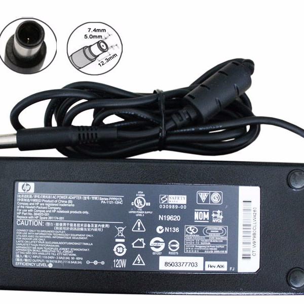 Adapter-Sạc HP 18.5V-6.5A