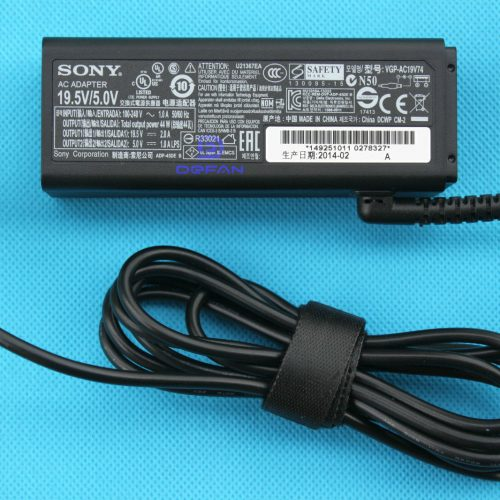 Adapter-Sạc Sony 19.5V-2A (đầu híc)