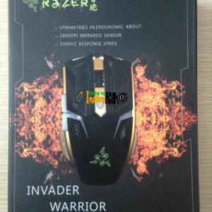 Chuột USB RAZER Invader Worrior Pro Gaming Mouse Laptop-2