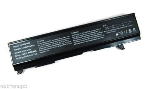 Pin 3465 Toshiba Satellite Pro M70 Series A100 A110 A130 A80 A85 M40 M50 M70 A135 (6cell)