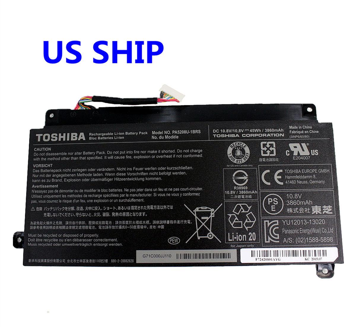 Pin 5208 Toshiba P55w E45w -ZIN
