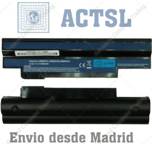 Pin Acer Aspire One 253h 532g Nav50