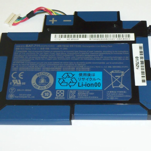 Pin Acer Iconia Tab A100 A101 -ZIN