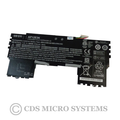 Pin Acer S7-191 Aspire S7-191 Ultrabook -ZIN