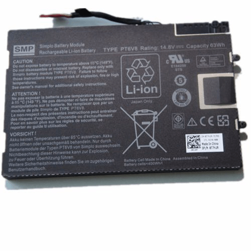 Pin Alienware M11x M14x-R1 M14x-R2 -ZIN