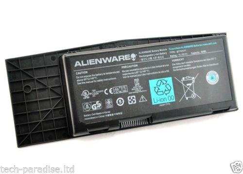 Pin Alienware M17x -ZIN