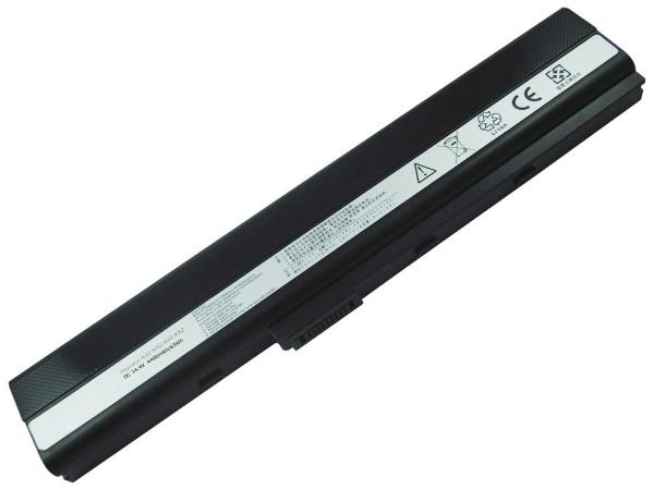 Pin Asus K42 K52 K62 X67 X8c X51 P62 P82 -ZIN