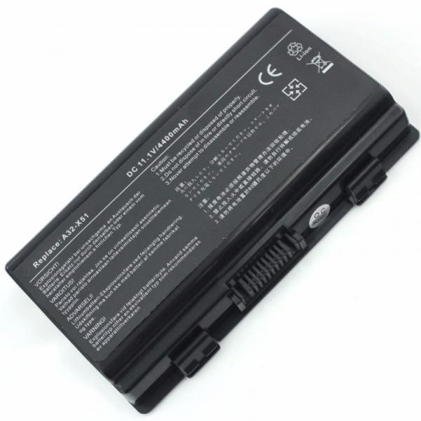 Pin Asus X51 X58 T12