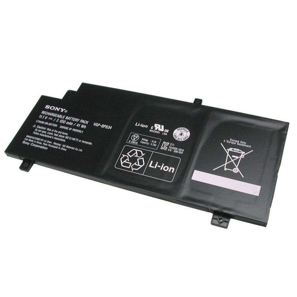 Pin Bps34 Svf15 Sony Fit Svf14a -ZIN