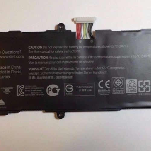 Pin Dell 7140 Venue 11 Pro 7140 -ZIN