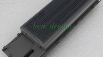 Pin Dell D620 Series D630 D685 M2300 D640 (6cell)