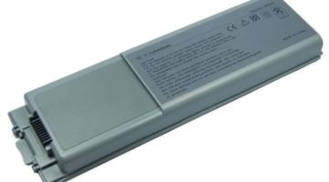 Pin Dell Latitude D800