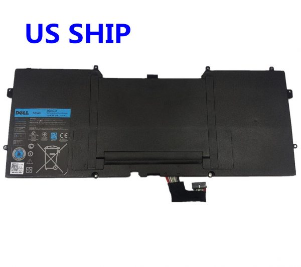 Pin Dell Xps 13 13-L321x 13-L322x (55wh) -ZIN