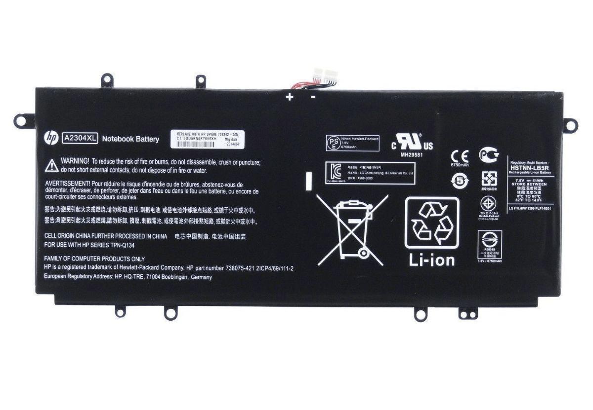 Pin HP Chromebook 14 -ZIN