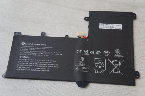 Pin HP Slatebook 10 X2 -ZIN