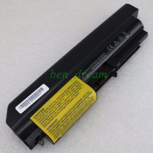 Pin Lenovo T61 R61 T61 R61e T61p R61i T400 (6cell)