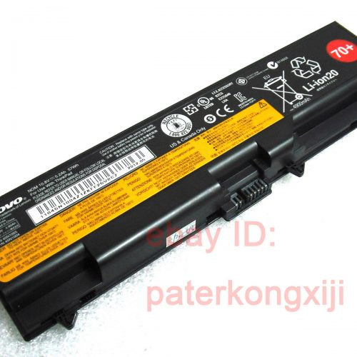 Pin Lenovo Thinkpad L430 L530 T430 W530 -ZIN
