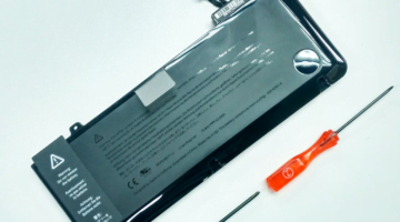 Pin Macbook Pro 13.3 A1322