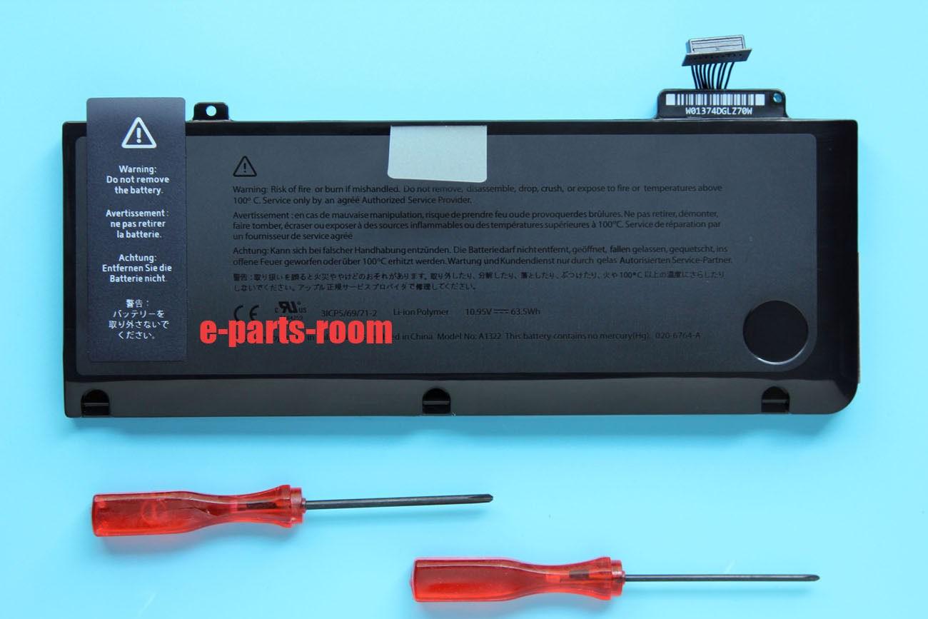 Pin Macbook Pro 13.3 A1322 -ZIN
