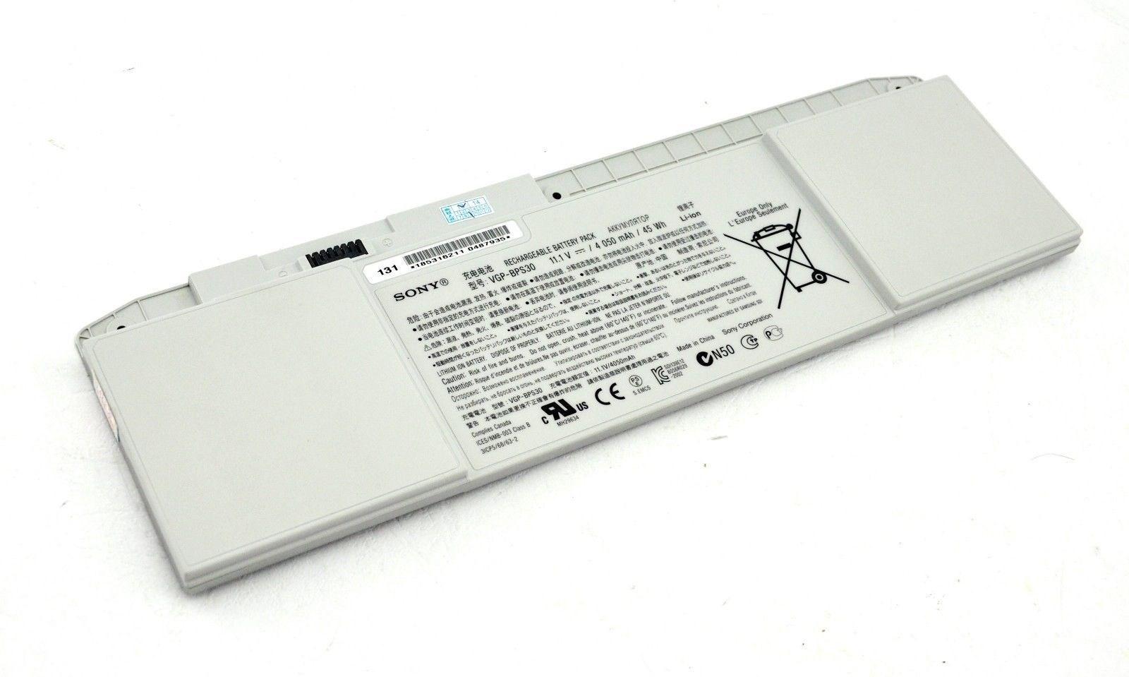 Pin Sony Bps30 Svt-11 Svt-13 -ZIN
