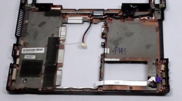 Vỏ Laptop Acer Aspire 4745 (Mặt Đế)