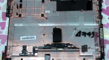 Vỏ Laptop Acer Aspire 4749z (Mặt Đế)
