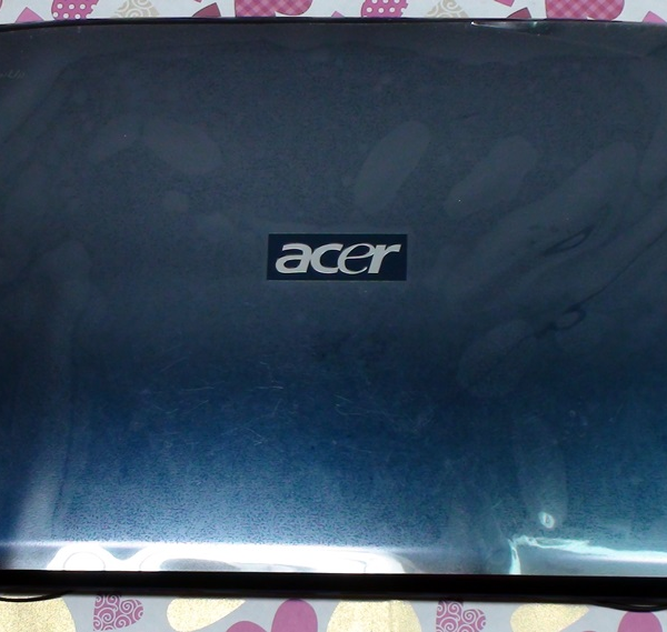 Vỏ Laptop Acer Aspire 5536g (Mặt Nắp)