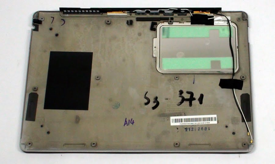 Vỏ Laptop Acer Aspire S3-371 (Mặt Đế)