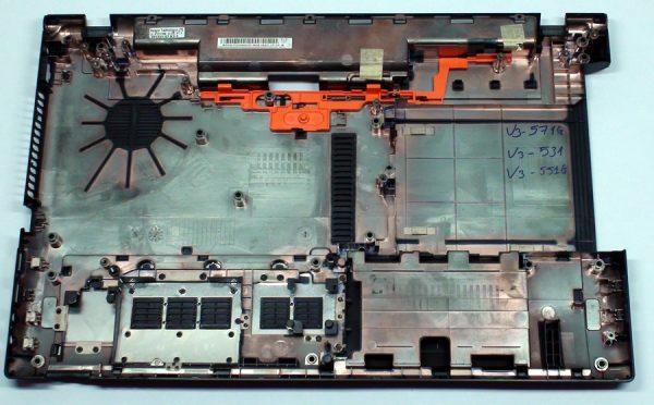 Vỏ Laptop Acer Aspire V3-571 (Mặt Đế)