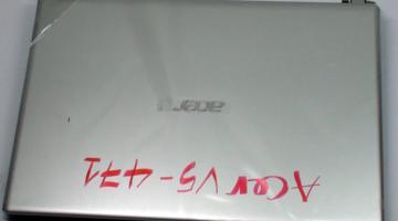 Vỏ Laptop Acer Aspire V5-471 (Nguyên Bộ)