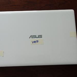 Vỏ Laptop Asus X450 (Màu Trắng