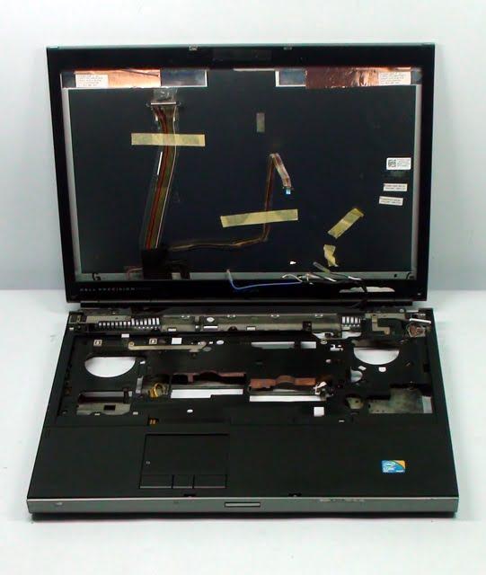 Vỏ Laptop Dell Precision M6400 (Nguyên Bộ)