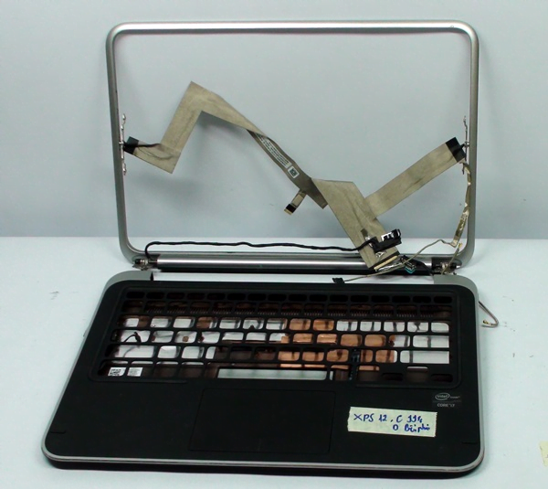Vỏ Laptop Dell Xps 12 (Nguyên Bộ)