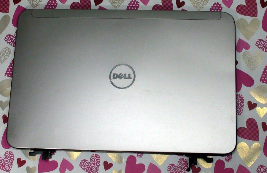 Vỏ Laptop Dell Xps L401x (Mặt Nắp