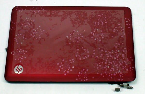Vỏ Laptop HP Dv4-3000 (Màu Đỏ